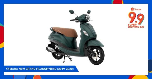 06 Yamaha New Grand Filano Hybrid